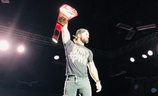 Seth Rollins NXT