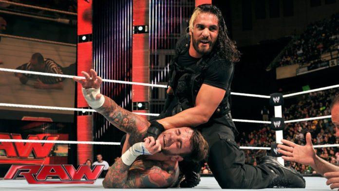 Seth Rollins no estaba permitido entrenar con CM Punk WWE