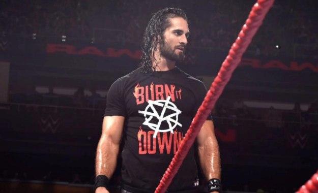 Seth Rollins nombra al único luchador de WWE que puede comparar con lo que ha hecho en el último año