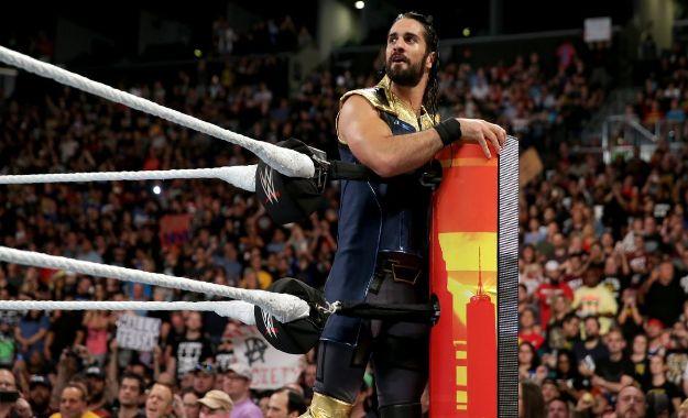 Seth Rollins wrestlemania 35