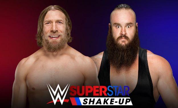 WWE noticias Shake Up Todos los miembros de SmackDown están en backstage de WWE RAW