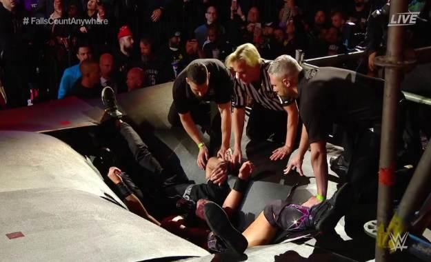 Shane McMahon WWE WrestleMania 35