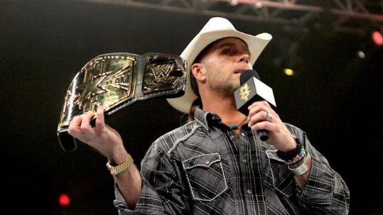 NXT Shawn Michaels