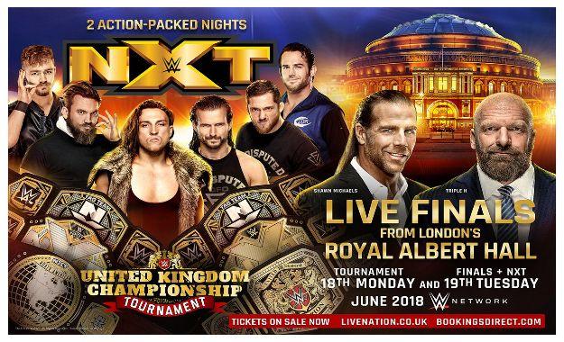 Shawn Michaels estará presente en el torneo de Reino Unido de WWE
