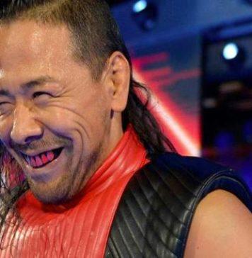 Shinsuke Nakamura ayudó a Karl Anderson el momento más difícil de su vida