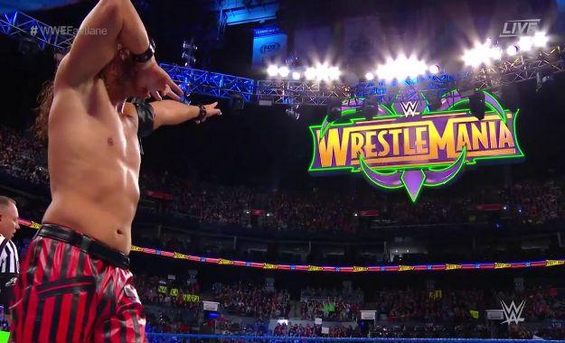 Shinsuke Nakamura derrota a Rusev en WWE Fastlane