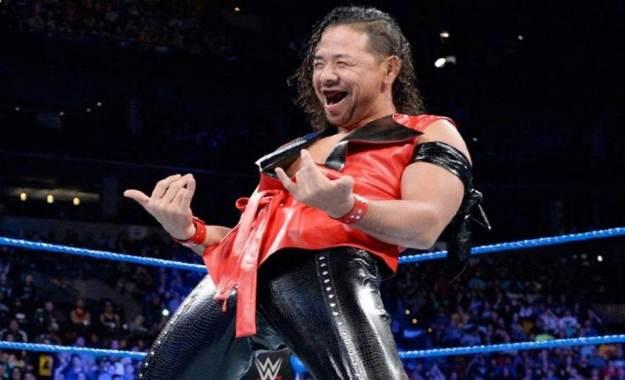 Shinsuke Nakamura no regresaría a NJPW