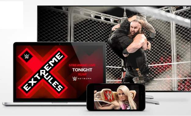 WWE Extreme Rules 2018 en vivo