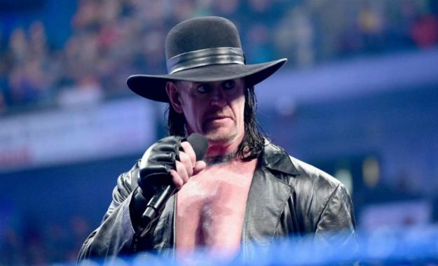 Situación de The Undertaker de cara a Survivor Series