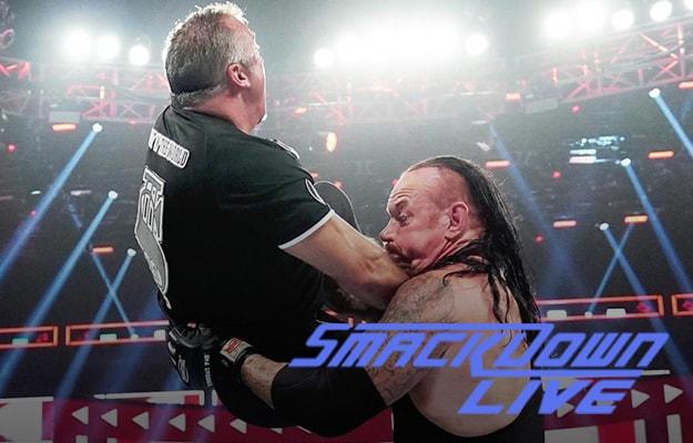WWE SmackDown Live en vivo 25 de junio