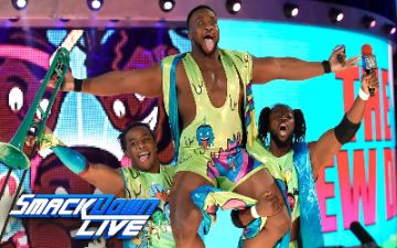 SmackDown New Day