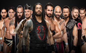 SmackDown Survivor Series