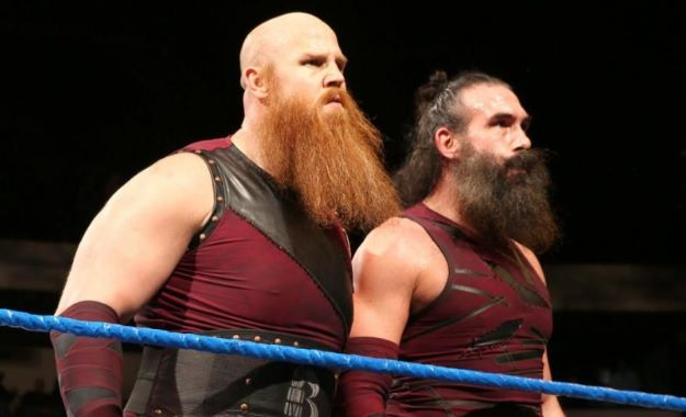 WWE noticias Smackdown Bludgeon Brothers