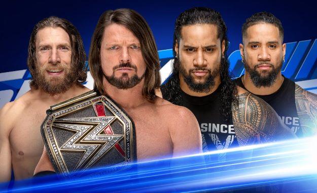 SmackDown Live 23 de Octubre de 2018 (Resultados y Cobertura)
