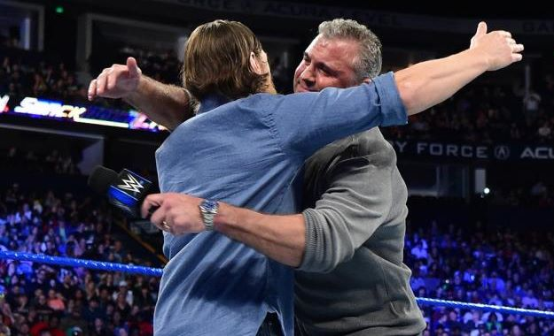 WWE noticias Shane McMahon