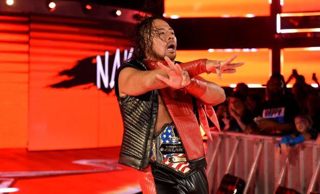 Posible próximo rival de Shinsuke Nakamura