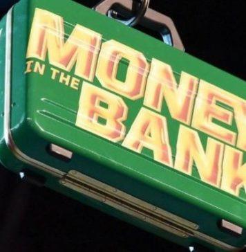 luchador lesionado Money in the Bank