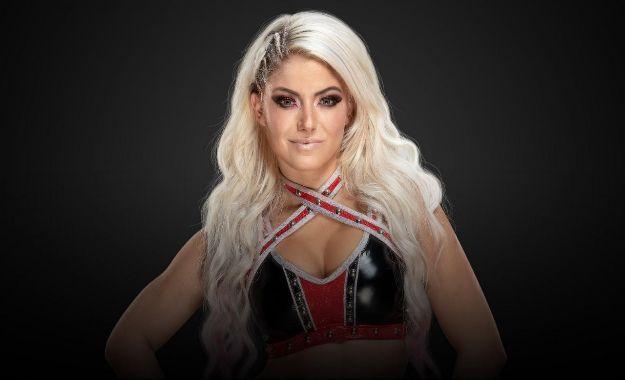 Spoiler Se revela el nuevo cargo de Alexa Bliss en WWE RAW