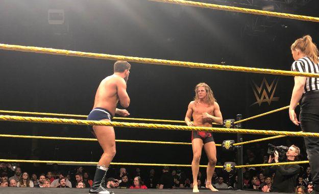 Spoilers NXT Febrero