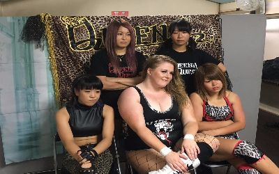 Io shirai regresó el domingo a Stardom