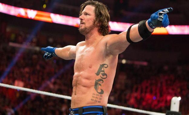 Status de AJ Styles de cara a SmackDown Live de está noche
