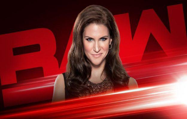 Stephanie McMahon WWE RAW