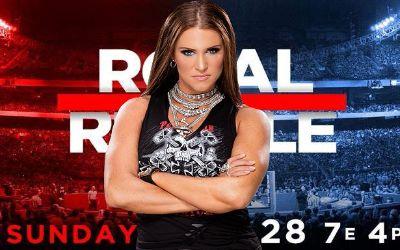 Stephanie Royal Rumble