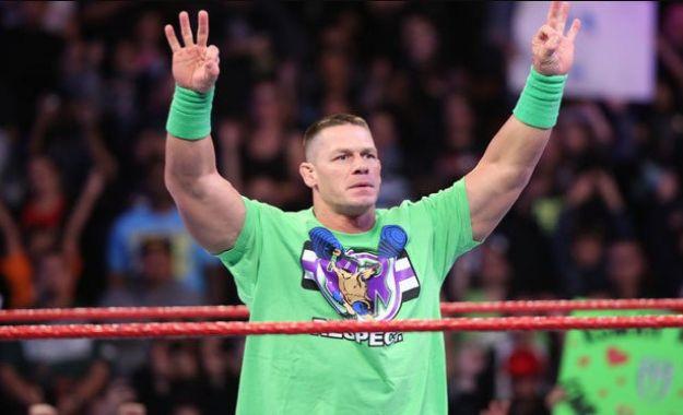 Storyline oficial de WWE para sacar a John Cena de Crown Jewel