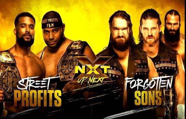 Street Profits retienen los campeonatos tag team de WWE NXT
