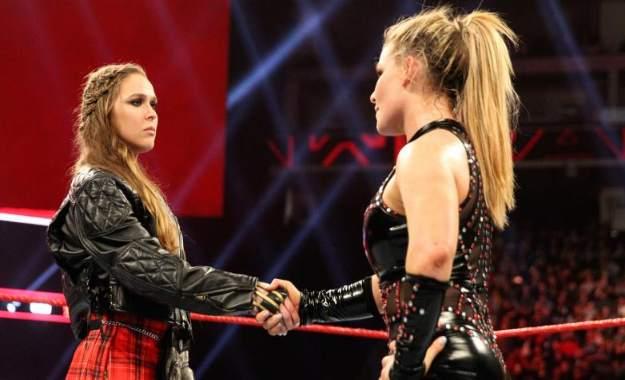 Sube la audiencia de WWE RAW en el show posterior a TLC