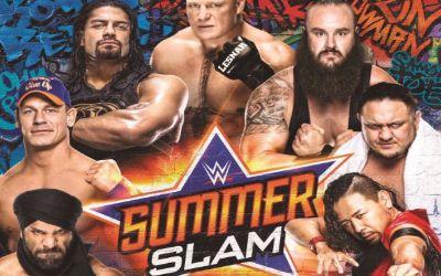 Casa de apuestas SummerSlam 2017