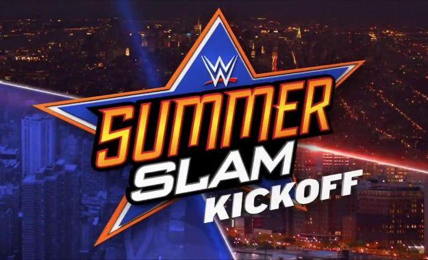 SummerSlam Kick Off