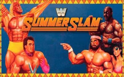 Historia de Summerslam: Summerslam 1988