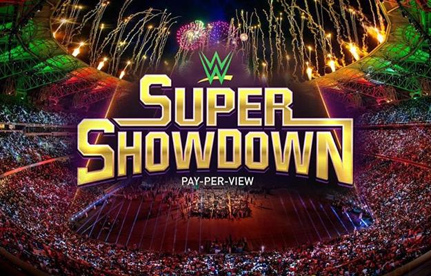 Superestrellas ausentes en Super ShowDown