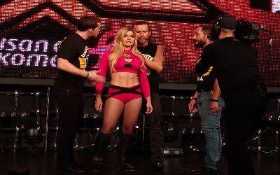 WWE Taynara Conti