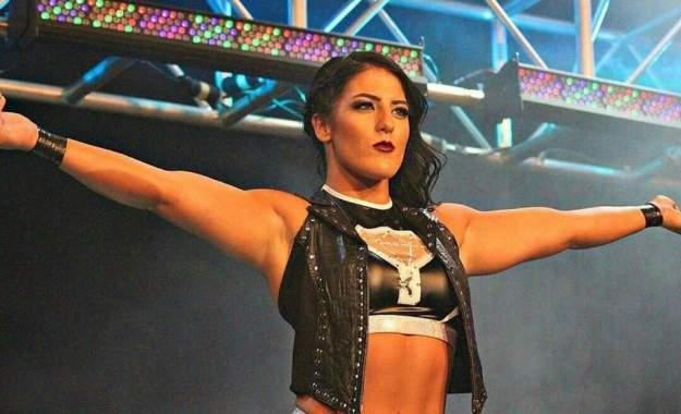Tessa Blanchard quiere Intergender Matches en Impact Wrestling