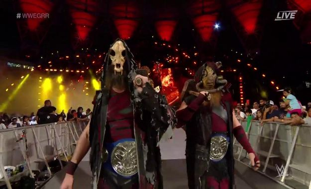 The Bludgeon Brtohers defienden en Greatest Royal Rumble