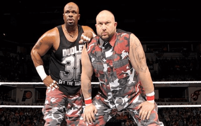 Ring of Honor The Dudleys