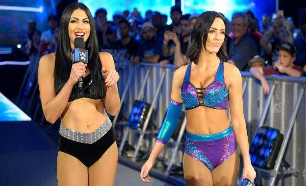 The IIconics WWE