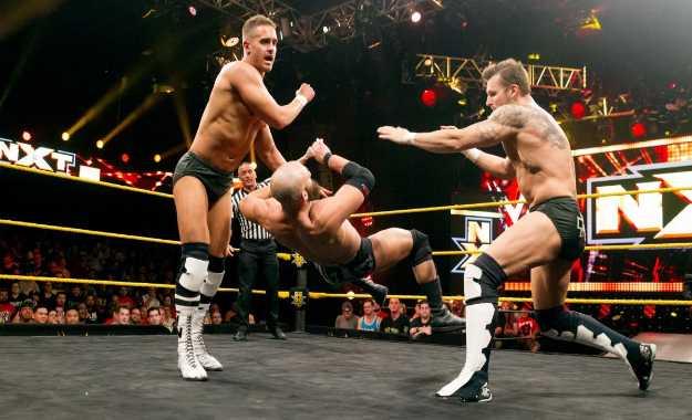 The Mighty podrían convertirse en grandes estrellas en el próximo territorio global de WWE