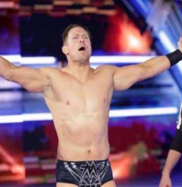 The Miz podría estar luchando lesionado en WWE