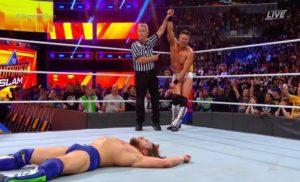 The Miz vence a Daniel Bryan en un intenso combate en SummerSlam