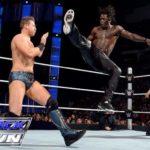 The Miz vs R Truth SmackDown