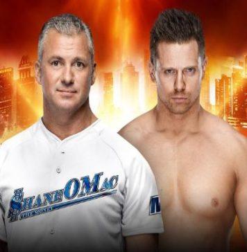 The Miz vs Shane McMahon análisis