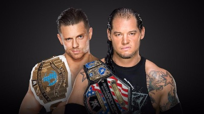 The Miz vs. Baron Corbin Survivor Series