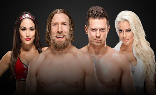 The Miz y Maryse se enfrentarán a Daniel Bryan y Brie Bella en Hell in a Cell