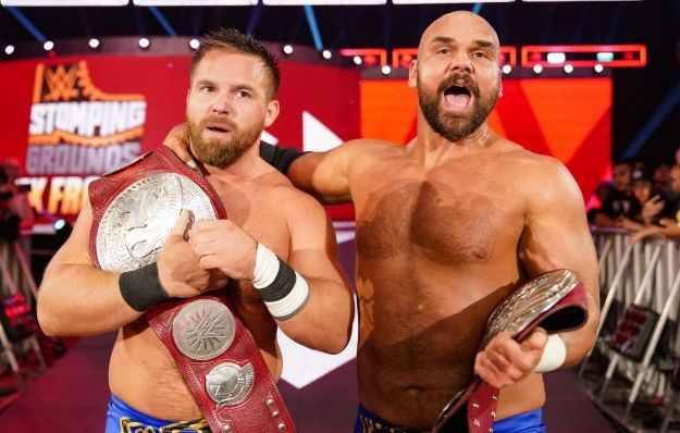 The Revival WWE