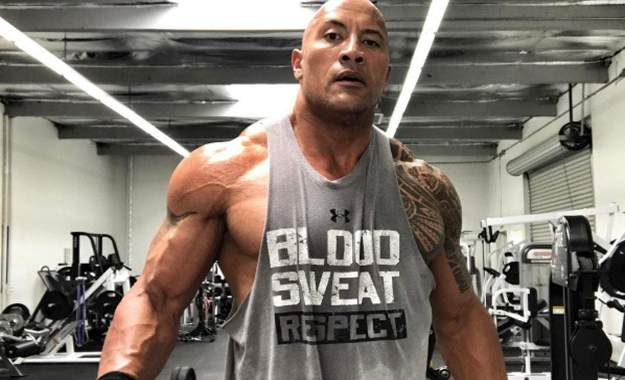 The Rock demuestra que vio AEW All Out