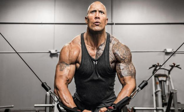 The Rock es el actor mejor pagado de la Historia