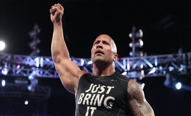 The Rock podría estar en RAW la próxima semana